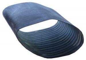 Термоусадочная трубка с клеевым слоем  ТСК ᴓ 100мм