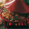 Таджин керамический Emile Henry 2 литра, 27 см Оранжевый (325626), фото 4