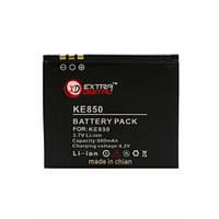 Аккумулятор LG KE850 (600 mAh) - DV00DV6062