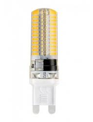 Светодиодная лампа Luxel G9 4W 220V 3000K AC