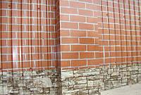 ПРОФНАСТИЛ кирпич, камень Корея