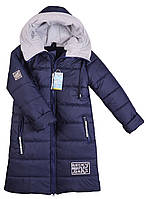 Пальто и куртки для девочек зима модные фото