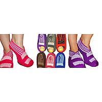 Носки-тапочки и силиконовой стопой