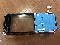Оригинальный клавиатурный модуль для Nokia 5310 Xpress Music (black, спикер,рамка дисплея, стекло корпуса)