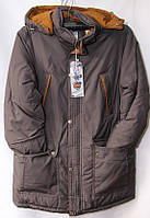 Курточка зимняя мужские оптом 1309316 023