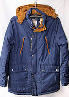 Курточка зимняя мужские оптом 1309316 023-3