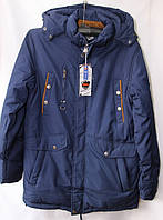 Курточка зимняя мужские оптом 1309316 027-1