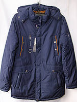 Курточка зимняя мужские оптом 1309316 027-3