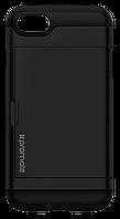 Защитный чехол для iPhone 7 Promate Vaultcase-i7 Black