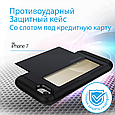 Чехол для iPhone vaultCase-I7 Black, фото 2