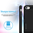 Чехол для iPhone vaultCase-I7 Black, фото 3
