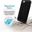 Чехол для iPhone vaultCase-I7 Black, фото 4