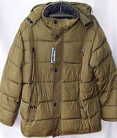 Курточка зимняя мужские оптом 1309316 L-9-97