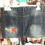 Юбка Mayoral джинсовая , фото 2