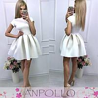 Женское платье из неопрена, в расцветках