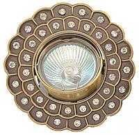 Точечный светильник 8202 SB бронза