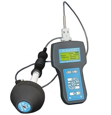 Вимірювач електромагнітного випромінювання ВЕ-метр–АТ-003