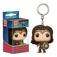 Фигурка-брелок Чудо-женщина Wonder Woman Funko Pop WW 172