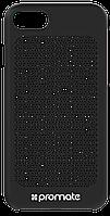 Защитный чехол для iPhone 7 Promate Steel-i7 Black