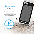 Чехол для iPhone Steel-i7 Black, фото 4