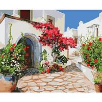 Картина по номерам Идейка Райское место 40 х 50 см (арт. КН2218), фото 1