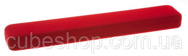 Футляр под браслет узкий (красный)