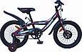 """Детские велосипед ARDIS AMAZON BMX 16""""   Синий, фото 2"""