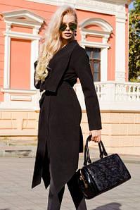 Пальто женское осень 7036 ш