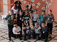 Аниматоры Пираты на детский праздник Сумы, фото 1