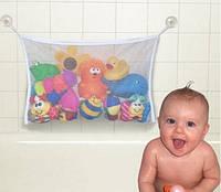 Органайзер для игрушек в ванной