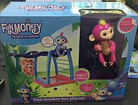 Интерактивная обезьянка Fingerlings USB игровой набор WowWee