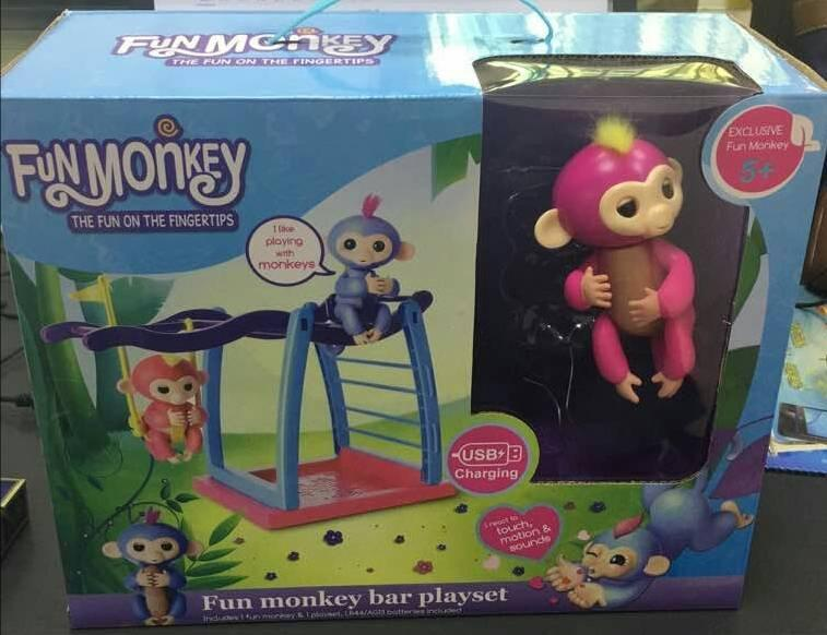 обезьянка игровые
