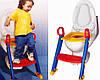 Детское сиденье на унитаз со ступенькой Toilet Trainer Keter