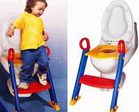 Детское сиденье на унитаз со ступенькой Toilet Trainer Keter, фото 1
