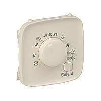 Лицевая панель комнатного термостата LEGRAND  Valena Allure Кремовый (755316)