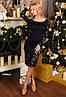Платье стильное 8099(ш), фото 4