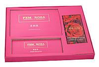Подарочный набор для макияжа Karrueche x Colourpop FEM ROSA