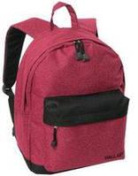 Спортивный рюкзак бордовый на одно отделение Wallaby 29*38*15