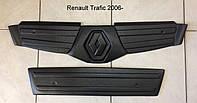 Зимова накладка заглушка захист радіатора Renault Trafic 2006-