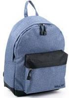 Спортивный рюкзак синий на одно отделение Wallaby 29*38*15