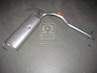 Глушитель задний Opel Vivaro (производство Polmostrow ), код запчасти: 17.320