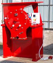 Зернодробилка универсальная ДКУ (измельчитель зерна, кукурузи, сена, соломы) 11 кВт, до 2500 кг/час, фото 2