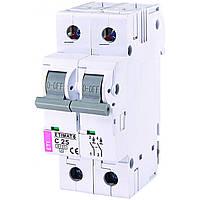 Автоматический выключатель ETI ETIMAT 6 (2143518)