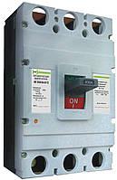 Стационарный автоматический выключатель  (без токоограничения) АВ3005/3Н 400А 400В