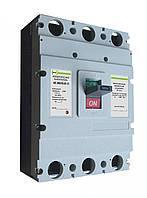 Стационарный автоматический выключатель  (без токоограничения) АВ3006/3Н 630А 400В