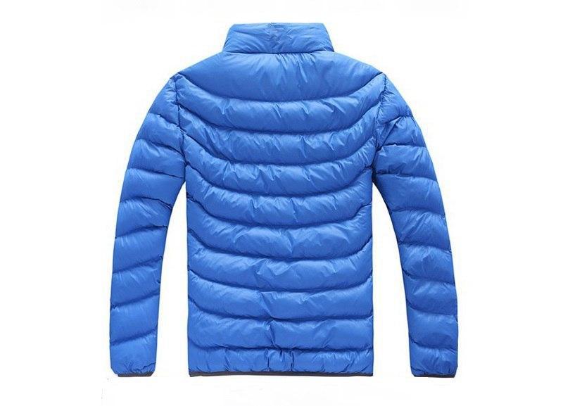 9dc85788 Купить Зимняя мужская куртка Nike Blue реплика в Украине.
