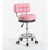 Косметическое кресло HC-636 розовое