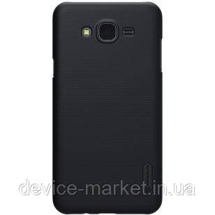Чехол Nillkin Super Frosted Shield Samsung Galaxy J7 Neo J701F Black
