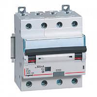 Дифференциальный автоматический выключатель  C32/4P/400V/003 Legrand
