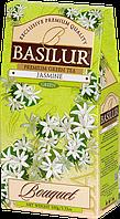 """Чай зеленый Basilur Букет """"Жасмин"""" картон"""